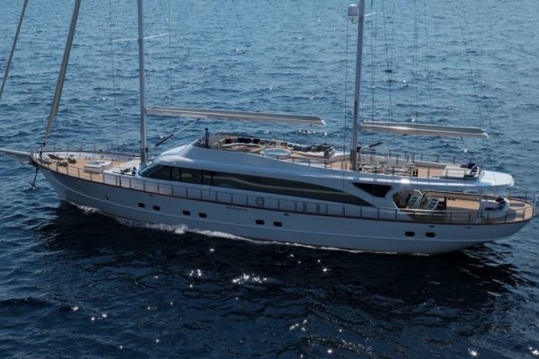Luxury Yacht Acapella: Story Behind the Most Anticipated Launch of 2021