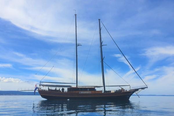Meet the Captain Series: Antonio Lozic from luxury motor sailer Stella Maris