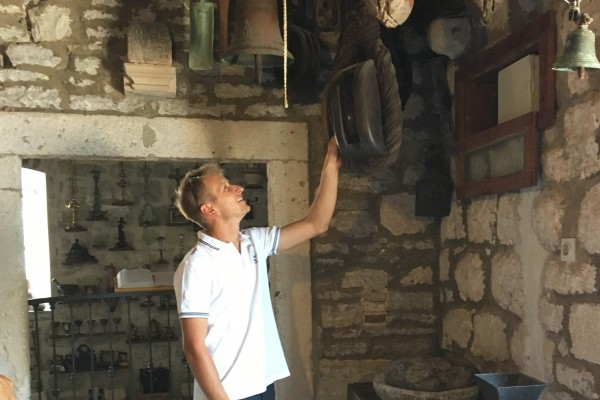 Meet the Captain Series: Filip Jakir from Gulet Tajna Mora