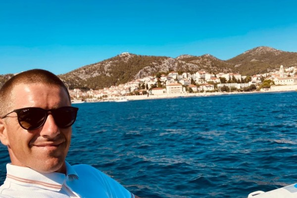 Meet the Captain Series: Marko Mrcic from Gulet Libra