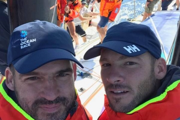 Meet the Captain Series: Niksa Gluncic from sailing superyacht Acapella