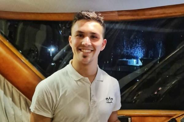 Meet the Captain Series: Roko Lelas from Gulet Lotus
