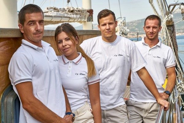 Meet the Crew of Gulet Libra
