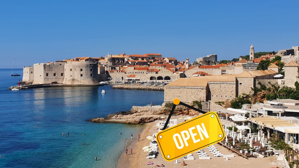 Covid-19 and travel to Croatia Right Now
