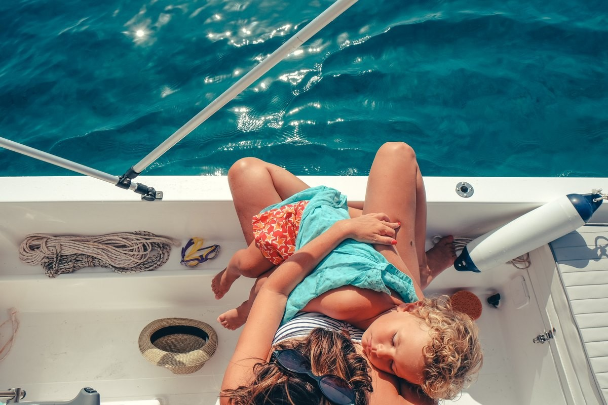 Yacht Charter: Why a Sailing Holiday will be your Best Family Holiday